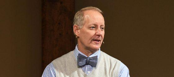 Pastor Jeff Miller