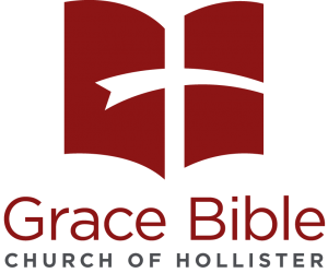 Grace Bible Church of Hollister Logo