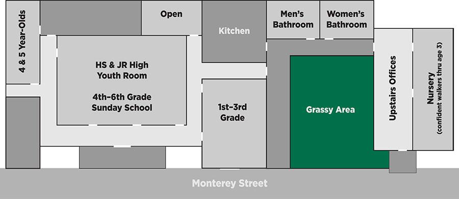 Children's Ministry Map