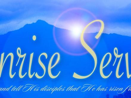 Sunrise Service 2015