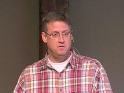 Pastor Ron Firstbrook